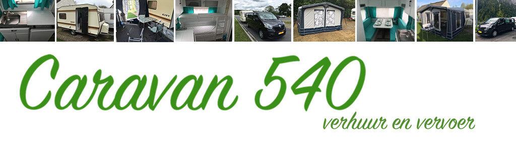 Caravan 540
